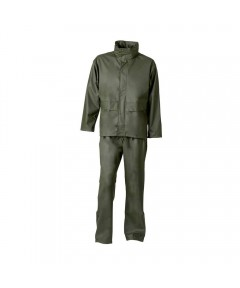 ELKA - DRY ZONE JACKET AND TROUSERS RAIN SUIT -5XL