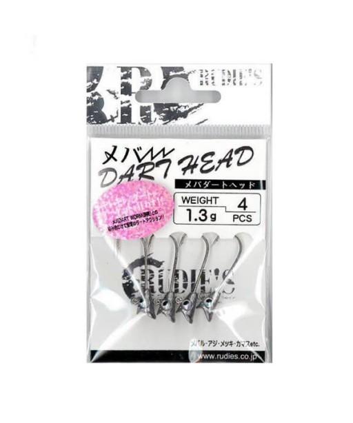 RUDIES - MEBA DART HEAD -1.0GR