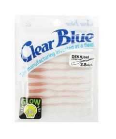 CLEAR BLUE - DEKAJEEL 71MM -06-2