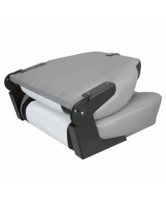 WATERSIDE - BOAT SEAT -GRAY/ANTHRACITE/WHITE