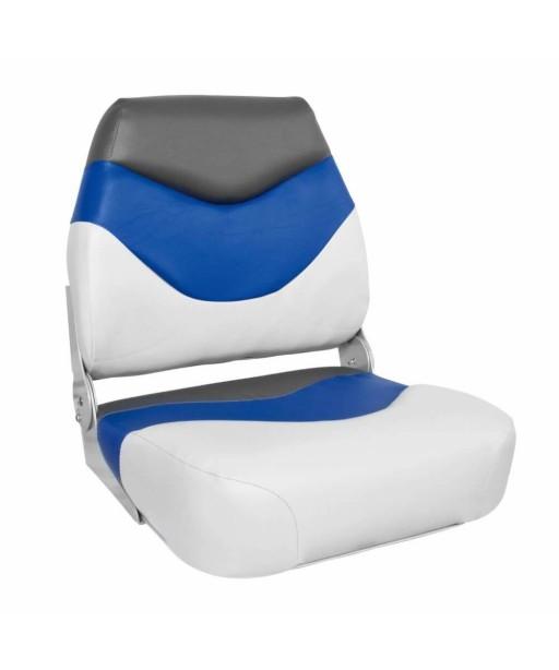 WATERSIDE - BOAT SEAT -BLUE