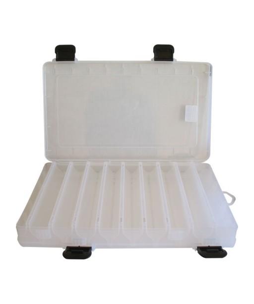 IDOMO - DOUBLE TACKLE BOX VER. XL SF379 -35.5X23X5CM
