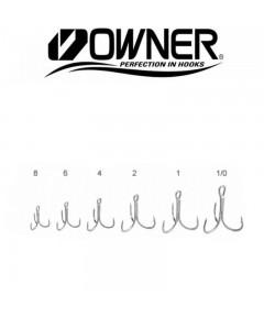 OWNER TREBLE HOOK ST-31 8 PCS