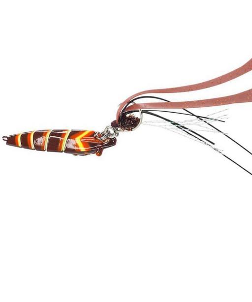 FIIISH - CANDY SHRIMP 90G -DARK PING