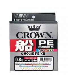 VARIVAS - CROWN FUNE X8 300m -PE 2.0