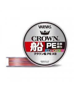 VARIVAS - CROWN FUNE X8 300m -PE 3.0