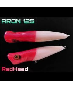 ALET SPINNING - ARON 125 12.5CM / 35G -REDHEAD