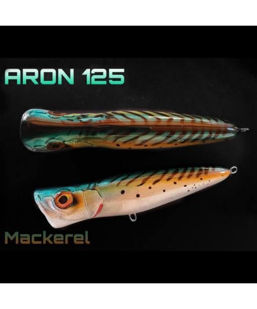 ALET SPINNING - ARON 125 12.5CM / 35G -MACKEREL