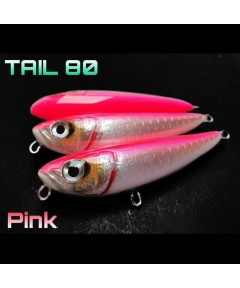 ALET SPINNING - TAIL 80 8CM / 11G -PINK