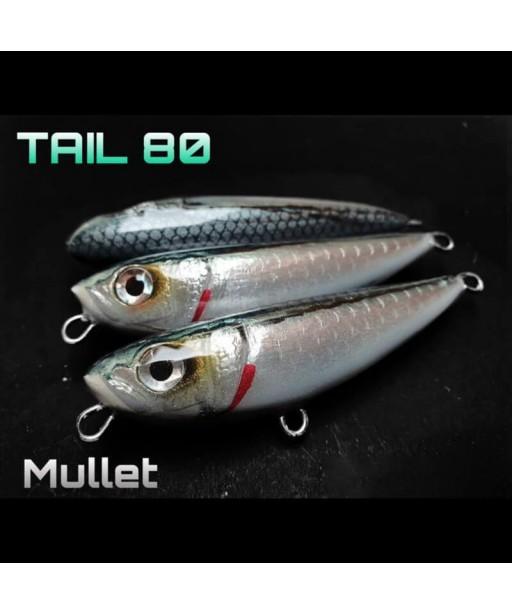 ALET SPINNING - TAIL 80 8CM / 11G -MULLET