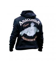 ANACONDA - HOODIE BLACK -XXL
