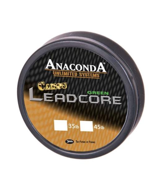 ANACONDA - CAMOU LEADCORE 35LB CB -10M