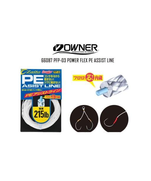 OWNER - ASSIST LINE PFP 03 4M -215LB