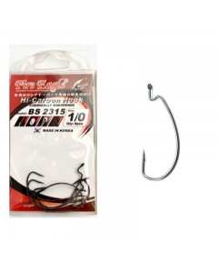 FIRE EAGLE - OFFSET HOOK SLIM STYLE BS2315 -4/0
