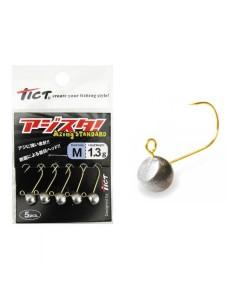 Tict - AZING STANDARD JIG HEAD - 2,5GR Size M