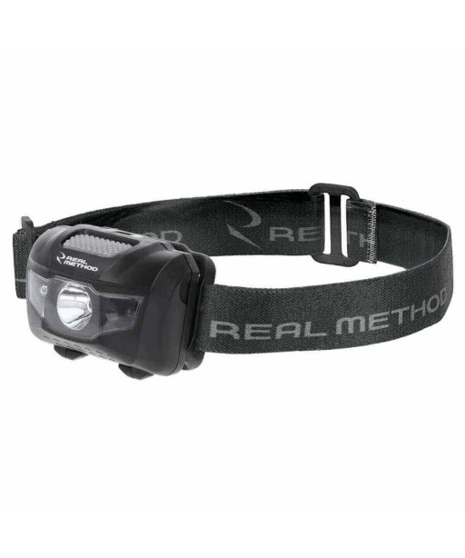 REAL METHOD - HEAD LIGHT WITH SENSOR JL 130 3W