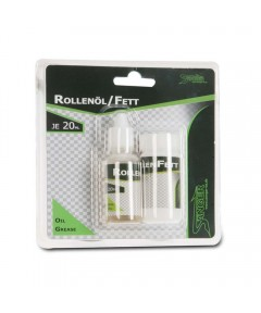 SAENGER - ROLLER GREASE AND OIL SET 2 X 20ML