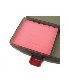 REAL METHOD - LIGHT LURE BOX JE-102 BLACK 14.6X10.3X2.3CM