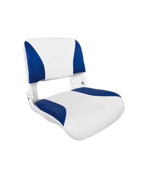 WATERSIDE - BOAT SEAT -BLUE/WHITE