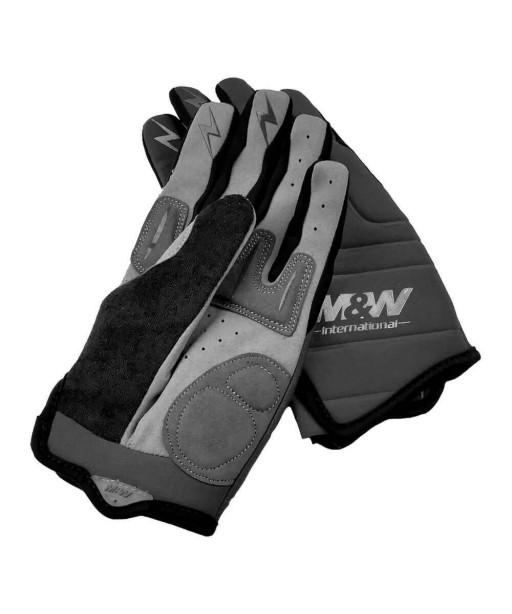 M&W - JIGGING GLOVES BL 1 -BLACK