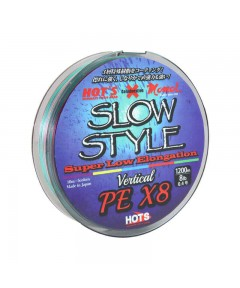 HOTS - SLOW STYLE LINE X8...