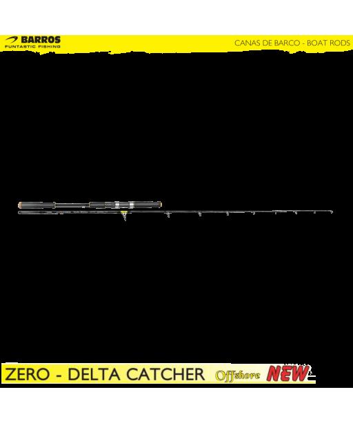 BARROS - ZERO DELTA CATCHER 200 / 20-80g