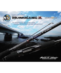 BLACK HOLE HURRICANE-X INSHORE  S-992ML 12-45g