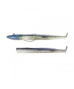FIIISH BLACK EEL No 3 - COMBO 40gr - ELECTRIC BLUE