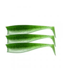 ILLEX - NITRO SHAD 150 - BODIES - GREEN SPRAT