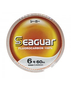 SEAGUAR - CRYSTAL CLEAR 60M -0.205mm