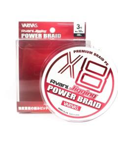 VARIVAS - AVANI POWER BRAID X8, 300m -PE 3
