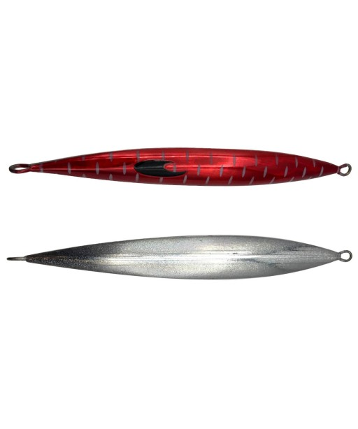 CURRENT JIGS RUFE 150gr -55 RED PD GLOW
