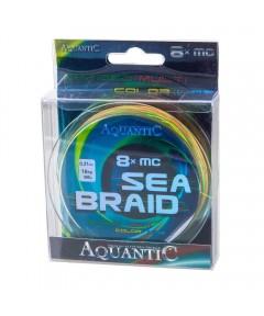 AQUANTIC - SEA BRAID X 8 MC 300m - 0.16mm