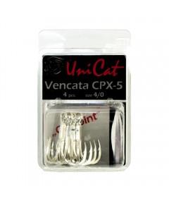 UNI CAT - VENCATA CPX-5 TRIPLE HOOK -4/0