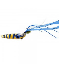 FIIISH - CANDY SHRIMP 90G -GOLD BLUE