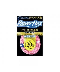 OWNER - JIGGING POWERFLEX LINE PF02 4M -35LB
