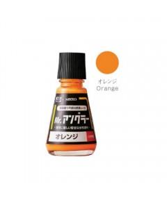 NIKKO WORM - Mr. Angler -Orange
