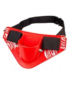 DS - FIGHTING BELT Hitra -RED
